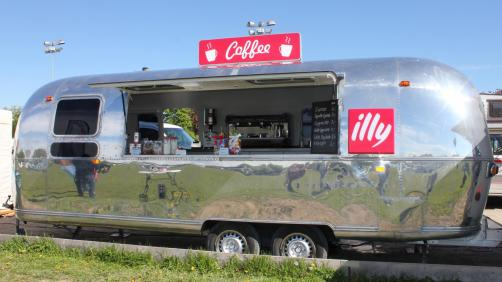 Coffee Airstream