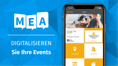 Mobile Event App